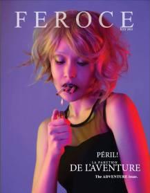 Feroce magazine July 2015 Cover