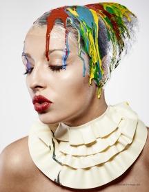 Creative Beauty editorial Ellements Magazine