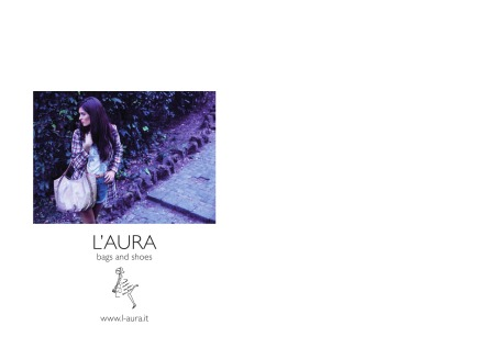 Commercial for L'Aura Bags