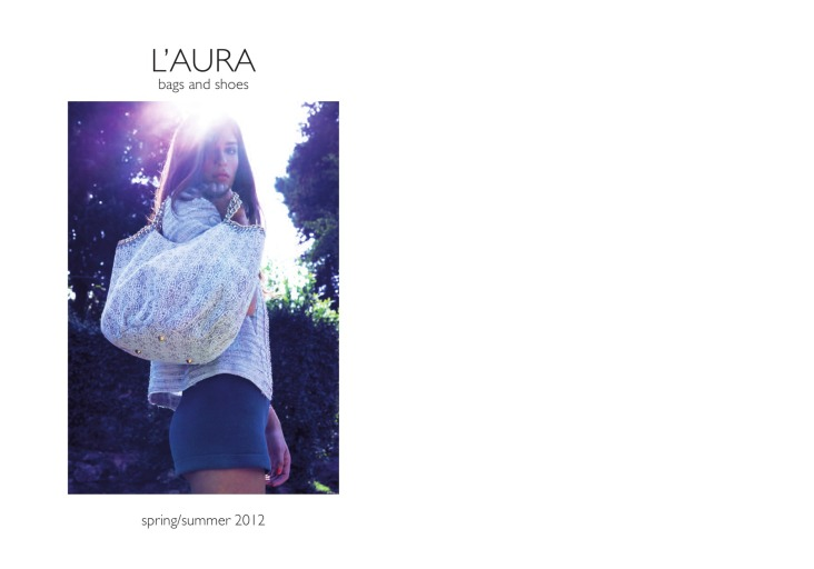 Campaign work for L'Aura Bags