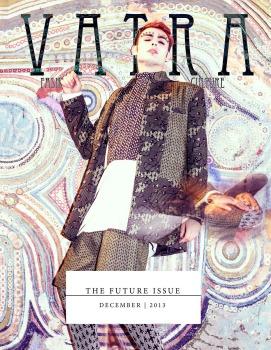 Vatra Magazine Cover