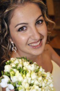Bride in Rome