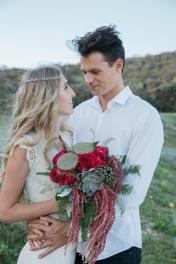 Sunshine Coast boho wedding